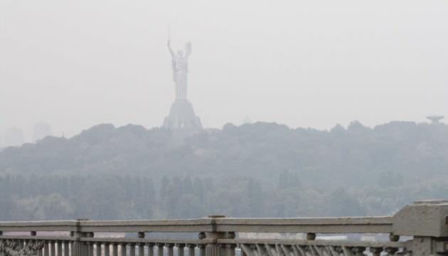 Рятувальники назвали райони Києва, де найбрудніше повітря