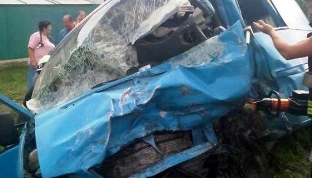 ДТП на Київщині: троє загиблих, двоє травмовані