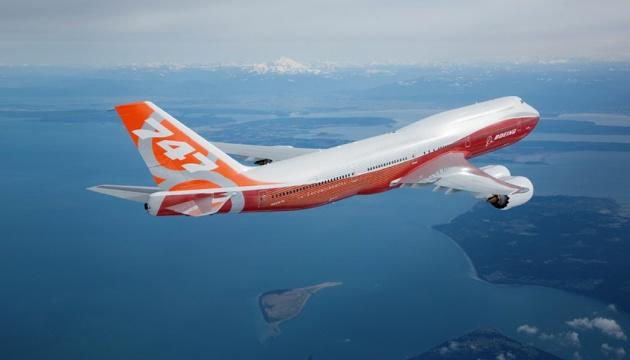 Boeing може припинити випуск моделі 747