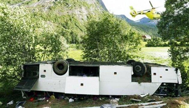 ДТП у Норвегії: в лікарнях перебувають 20 українців – посольство