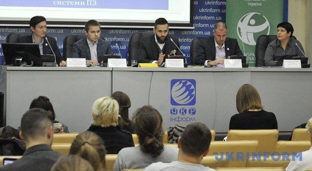 Юрий Бугай, Виктор Нестуля, Максим Нефедов, Александр Стародубцев и Кристина Гуцалова