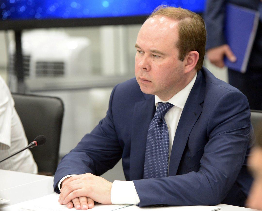 Антон Вайно - новий глава Адміністрації президента Росії