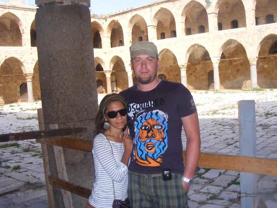 На фото: Оксана і Олександр - пара, яка оформила