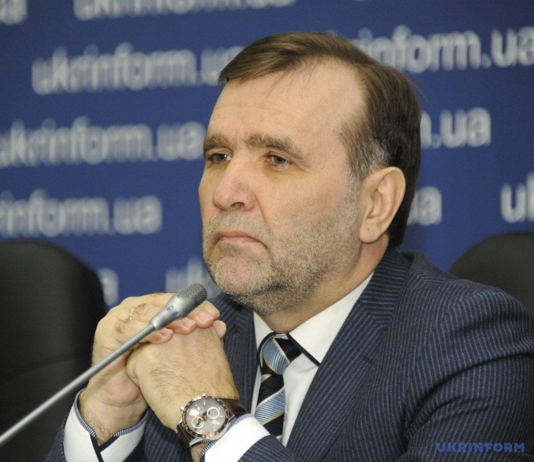 Олександр Бакуменко