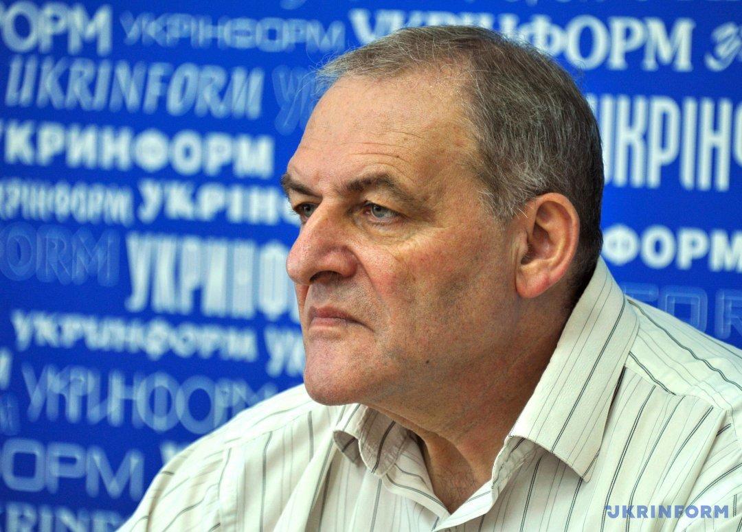 Директор «Харківської правозахисної групи» Євген Захаров