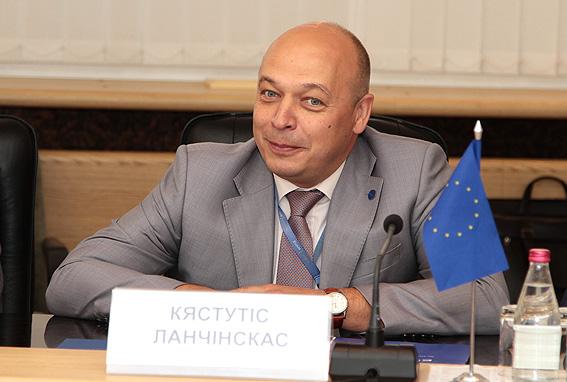 Кястутіс Ланчінскас Фото: МВС