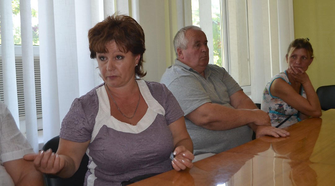 Мать Романа Богача (проходит свидетелем)