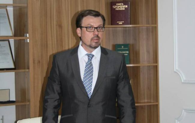 голова Держспецзв'язку Леонід Євдоченко