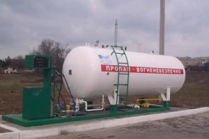В Украине увеличились запасы сжиженного газа - Госстат
