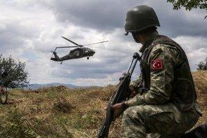 Турция направила «коммандос» на границу с Сирией