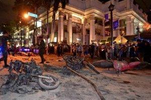 У Таїланді вибухнув придорожній фугас: 8 постраждалих