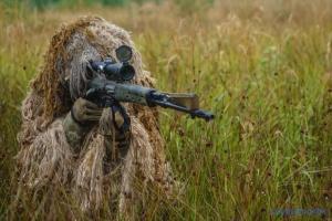 Окупанти збільшили кількість снайперів на передовій — розвідка