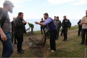 """В Одесской области браконьеры напали на сотрудников нацпарка """"Тузловские лиманы"""""""