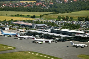 Odesa airport resumes flights to Berlin, Budapest, and Minsk