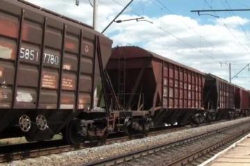 Queda prohibido importar vagones de ferrocarril rusos a Ucrania
