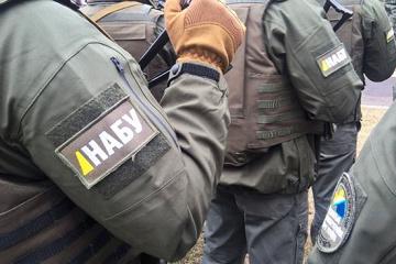 Sprawa celników: NABU zatrzymało dziesięć osób