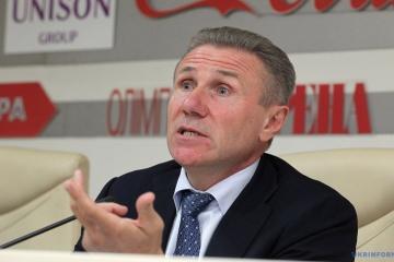 Serhij Bubka zum NOK-Präsident wiedergewählt