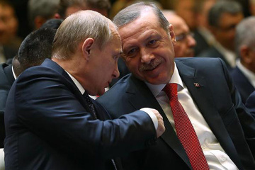 Турецкое наступление в Сирии: о чем договорились Эрдоган и Путин в Сочи