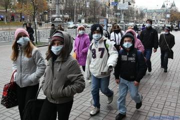 An Grippe starben im diesem Jahr 60 Ukrainer