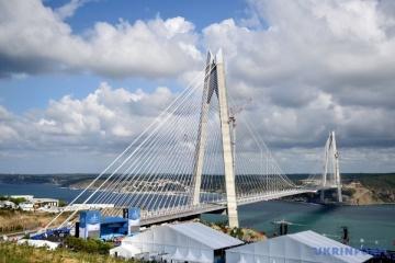 Voronchenko: Ucrania buscará cerrar el Bósforo para los barcos rusos