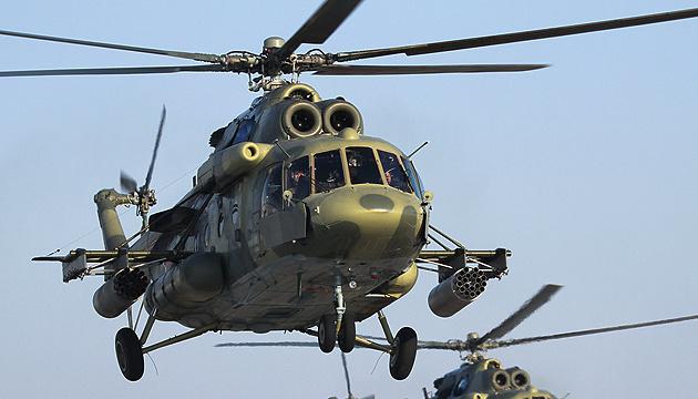 Под Москвой разбился вертолет Ми-8: есть погибшие
