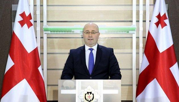 Министр обороны Грузии: Прямой разговор сРоссией исключен