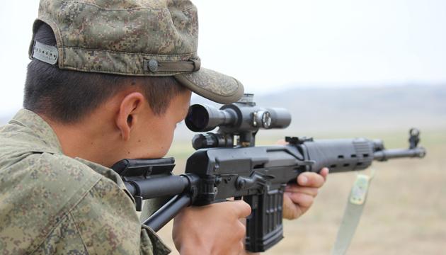 Окупанти відправляють на Донбас додаткові підрозділи снайперів — розвідка