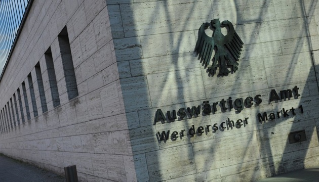 German Foreign Ministry: Berlin actively preparing road map for Minsk agreements