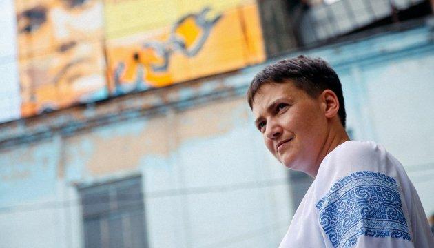Савченко встретится с парламентариями и общественностью Чехии