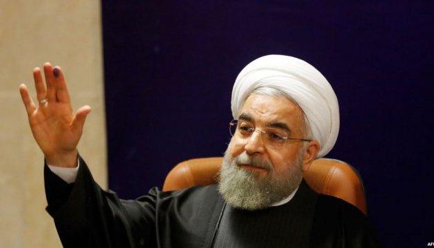 Президент Ірану обіцяє й надалі дотримуватися ядерної угоди