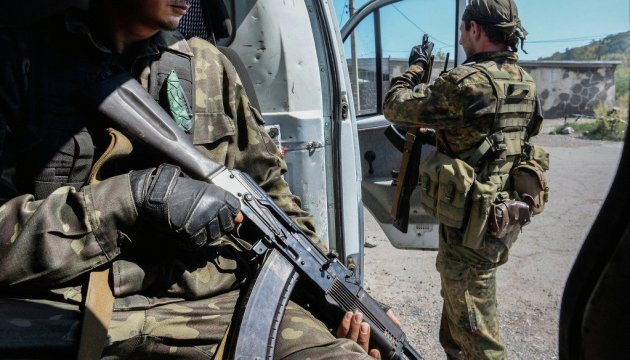 Militants launch 67 attacks on ATO troops in eastern Ukraine