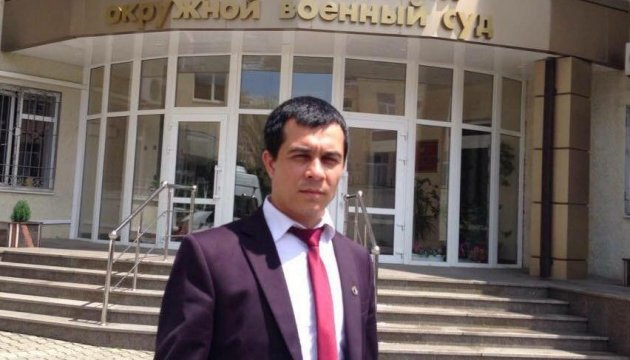 Адвокат Курбединов пополнил список политзаключенных в Крыму - Скрипник