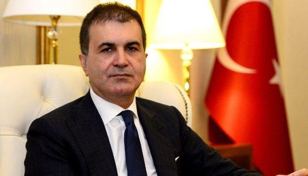 Турция настаивает на безвизе с ЕС