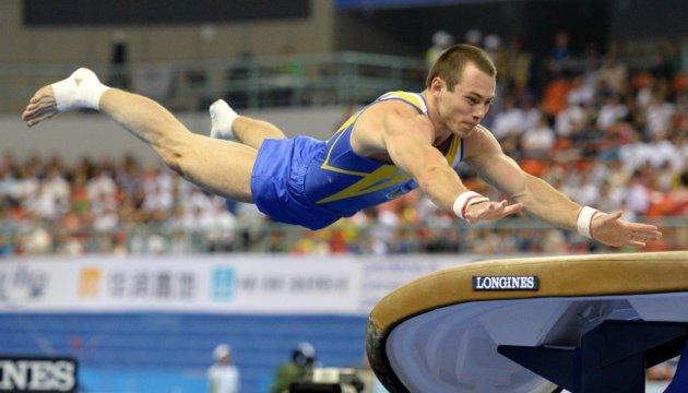 Igor Radivilov gana la Copa del Mundo de Gimnasia Artística