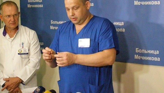 У дніпровській лікарні помер поранений боєць АТО