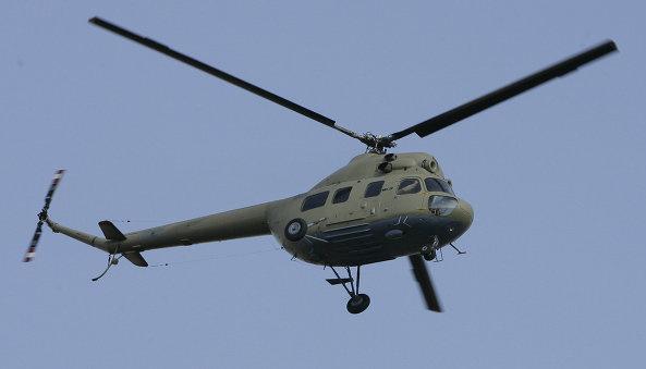 Прикордонники відстежили російські вертольоти на адмінмежі з Кримом