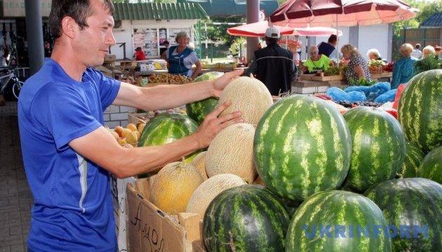 Херсонщина пропонує Києву дешеві кавуни, овочі та фрукти -  Гордєєв