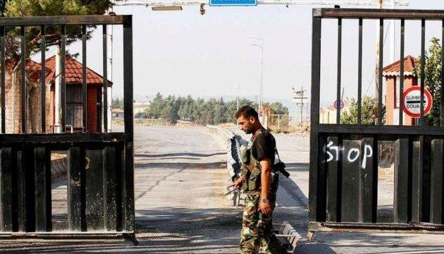 Туреччина посилила кордон із Сирією