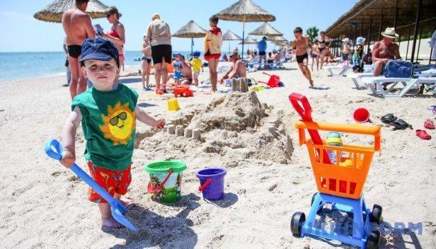 Херсонские курорты примут в этом году более 3,5 миллиона туристов