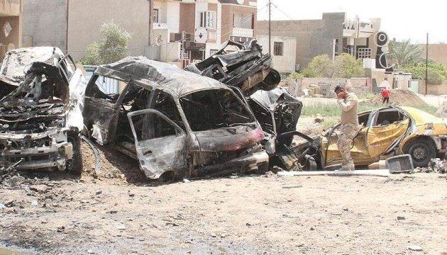 В Багдаде взорвалось заминированное авто, четверо погибших