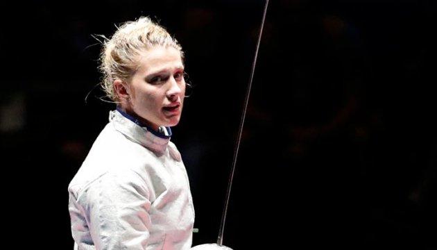 Olga Kharlan wins bronze medal at Olympics