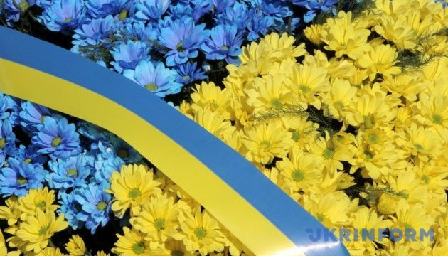 В Житомире почтили память погибшего в зоне АТО полковника СБУ Юрия Возного