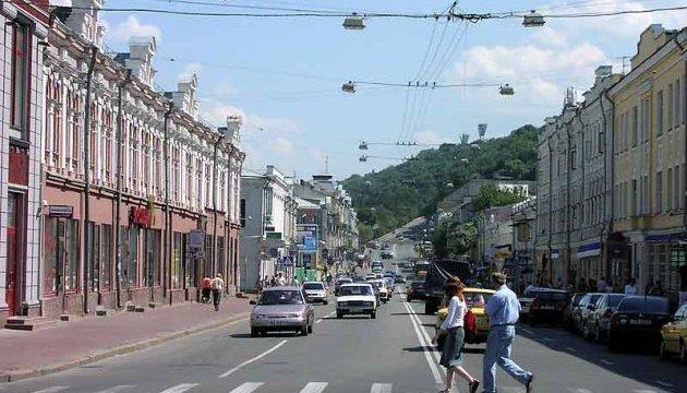 Улицу Сагайдачного откроют для авто до конца лета