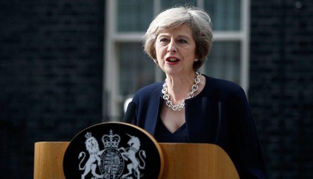Мей обіцяє оприлюднити формальний план Brexit