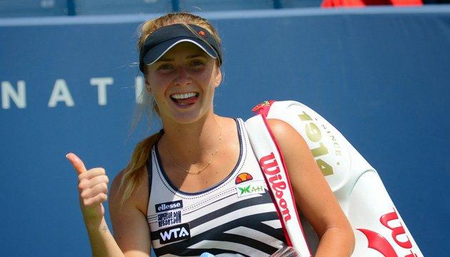 Ukrainian tennis player Elina Svitolina becomes world No.10
