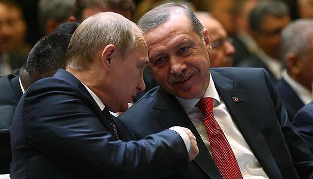 Турецький наступ у Сирії: про що домовилися Ердоган і Путін у Сочі