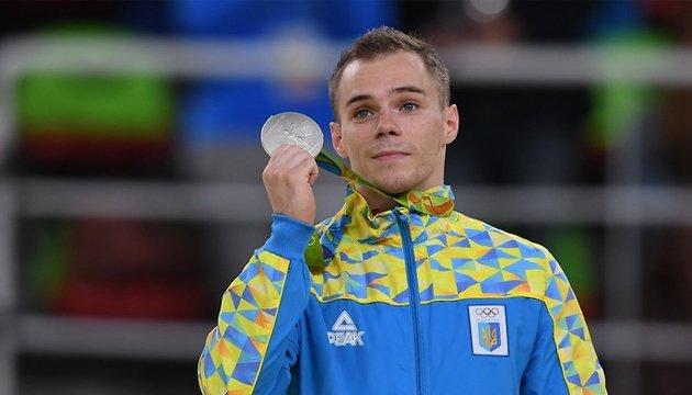 Україна здобула третю медаль в Ріо