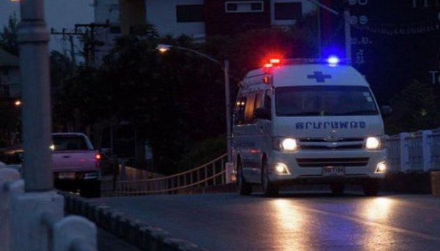 В Таиланде разбился автобус с россиянами, трое пострадавших