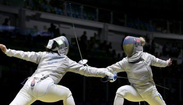 Українські шаблістки перемогли кореянок у чветьфіналі Ігор-2016