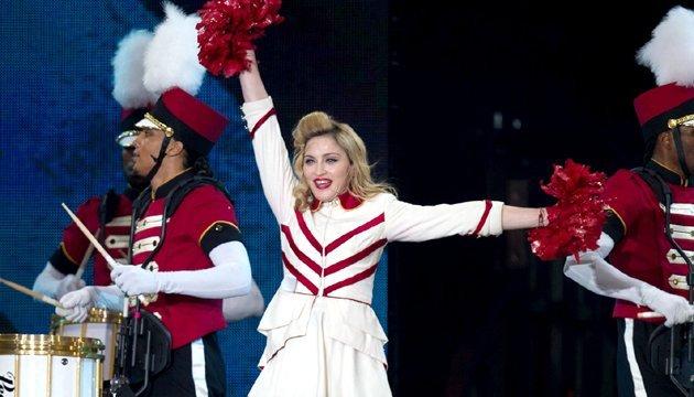Мадонна снимет фильм о своей жизни